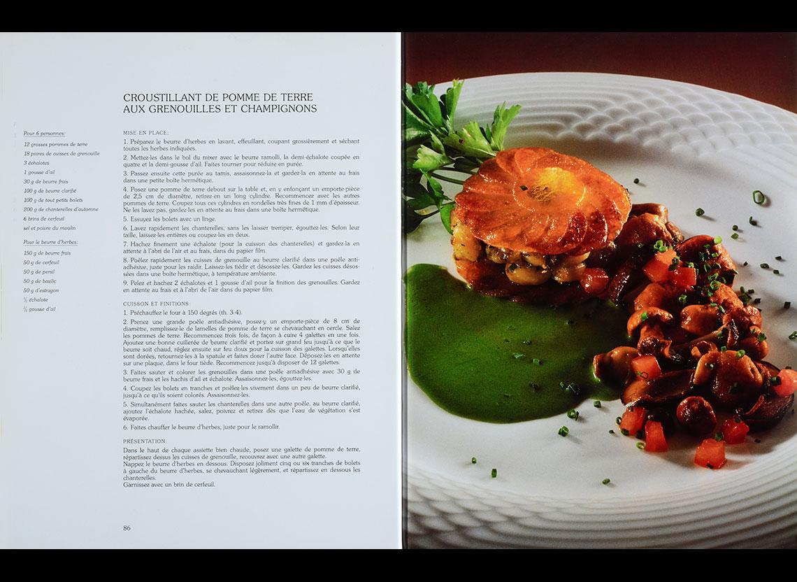 Recette cuisine roland pierroz programme tv le club du - C est au programme recettes de cuisine ...